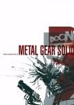 Portada Art of Metal Gear Solid