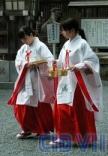 Sacerdotisas japonesas