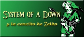 zelda system of a down