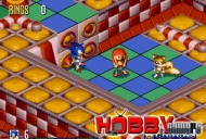 Sonic3D Tails knuckles