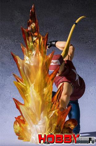 terry bogard power geyser