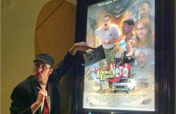 Angry Videogame Nerd Nostalgia Critic